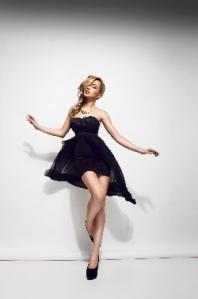 Jessica B.'s Black Dress